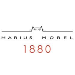 logo marius morel 1880